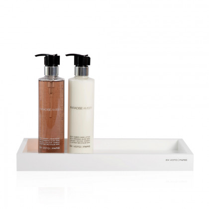 PARADISE AMBER DUO SOAP & LOTION