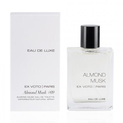 Eau de Luxe Almond Musk