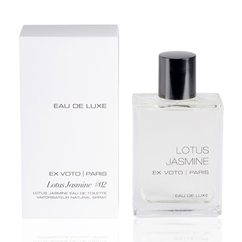 Eau de Luxe Lotus Jasmine